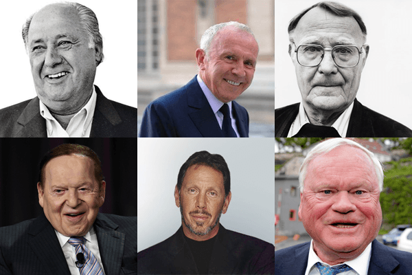 What Do These Billionaires Have In Common With You Header Image