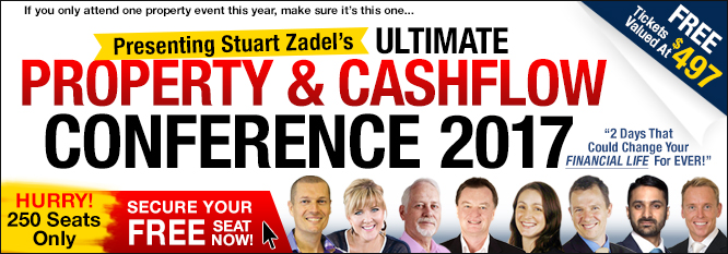 The Ultimate Property Conference