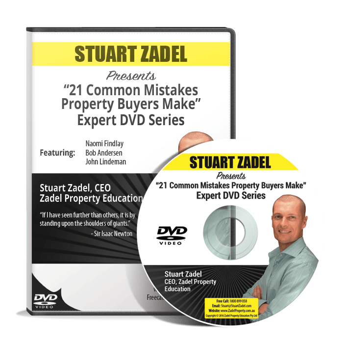 21 Common Mistakes Buyers Make - Expert DVD Series