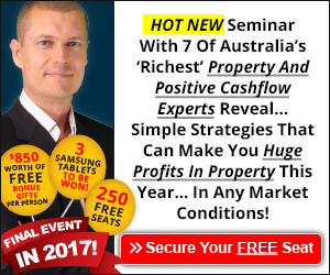 Ultimate Property And Cashflow Conference